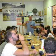C.1.3 Cata de aceite de oliva virgen Oleoturismo soleae