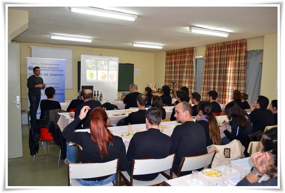 La escuela de hostelería de Zamora y Soleae unidos en torno al espíritu del Slow food.